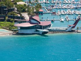 Hamilton Island Yacht Club - Whitsundays Tourism