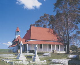 St Werburgh's Chapel - Whitsundays Tourism