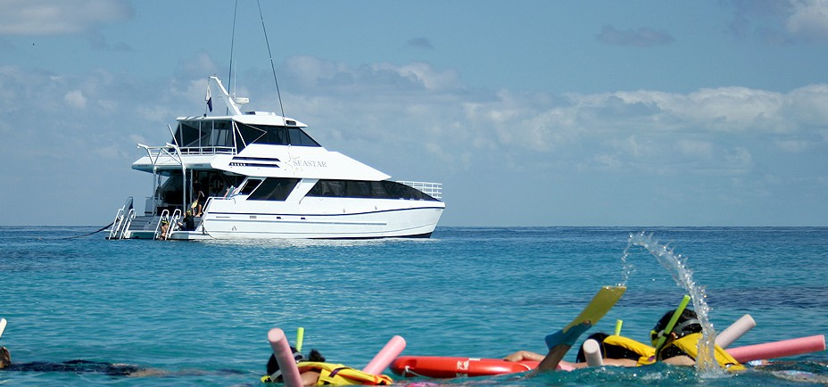 Seastar Cruises - Whitsundays Tourism