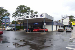 Leumeah Club Hotel - Whitsundays Tourism