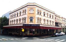 The Grand Hotel Newcastle - Whitsundays Tourism