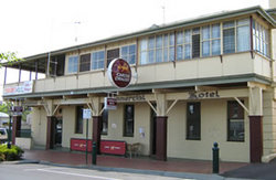 Commercial Hotel Alexandra - Whitsundays Tourism