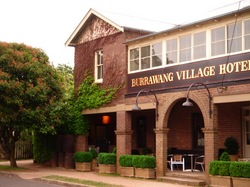 Burrawang Village Hotel - Whitsundays Tourism