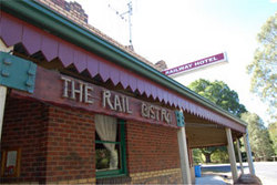 Railway Hotel - Whitsundays Tourism