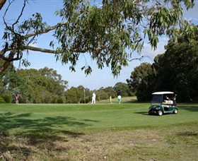 Leongatha Golf Club - Whitsundays Tourism