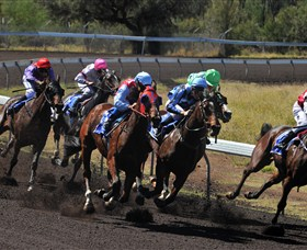 Alice Springs Turf Club - Whitsundays Tourism