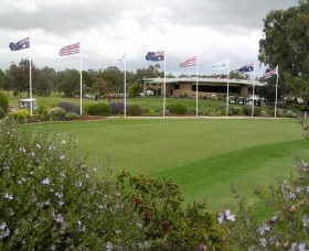 Tocumwal Golf Club - Whitsundays Tourism