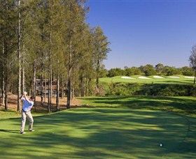 Hunter Valley Golf and Country Club - Whitsundays Tourism