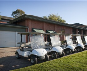 Country Club Tasmania Golf Course - Whitsundays Tourism