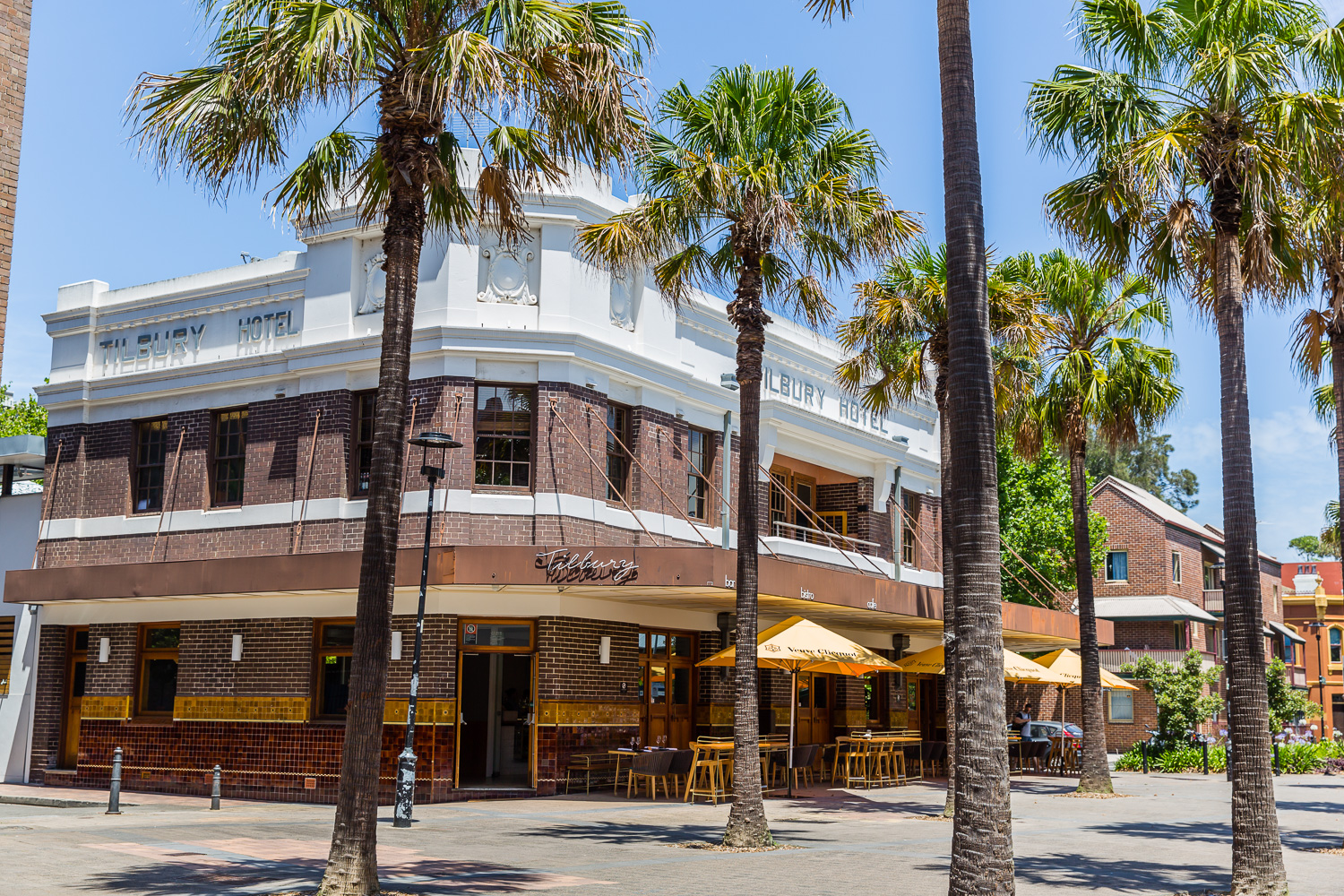 The Tilbury Hotel - Whitsundays Tourism