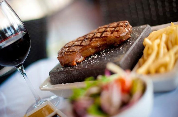 Black Angus Bar  Grill Restaurant - Whitsundays Tourism
