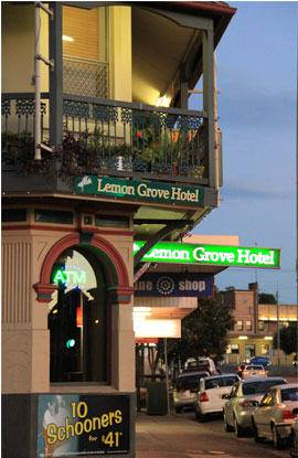Lemon Grove Hotel - Whitsundays Tourism