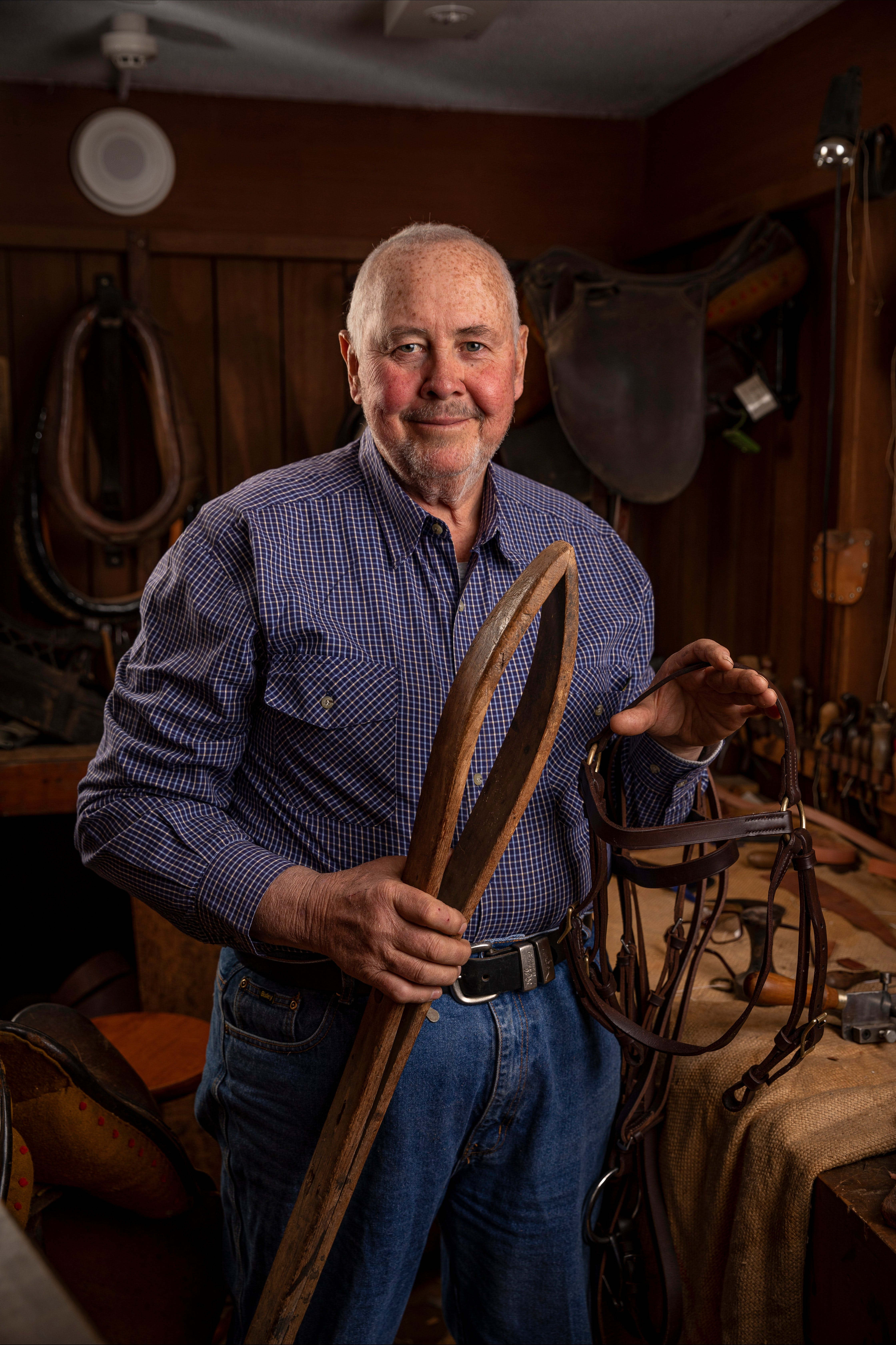 Bridle Making Workshop - Whitsundays Tourism