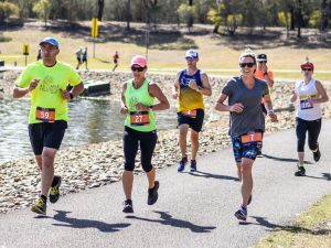 Broken Marathon Canberra - Whitsundays Tourism