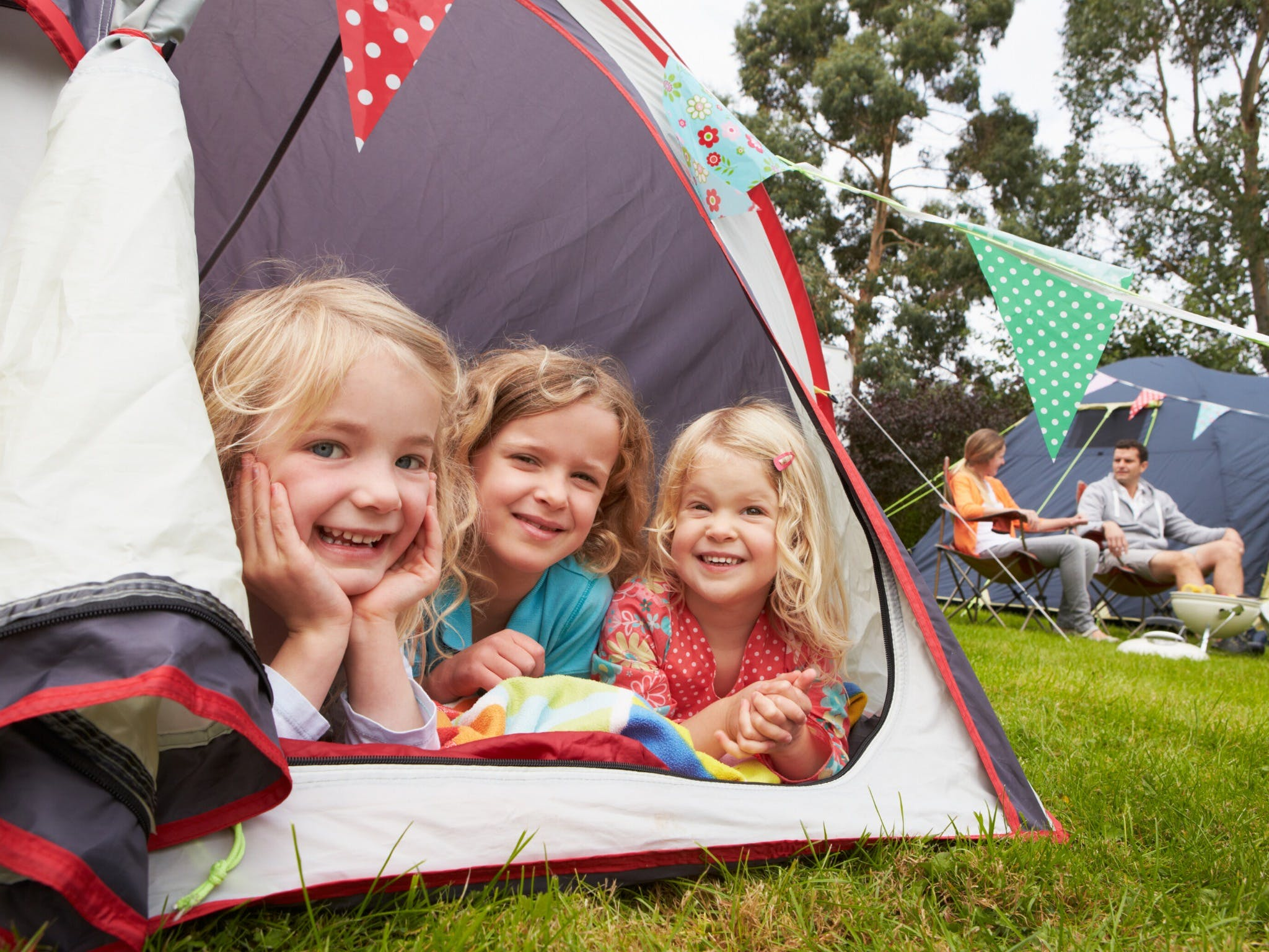 Camp Out In Town - Whitsundays Tourism