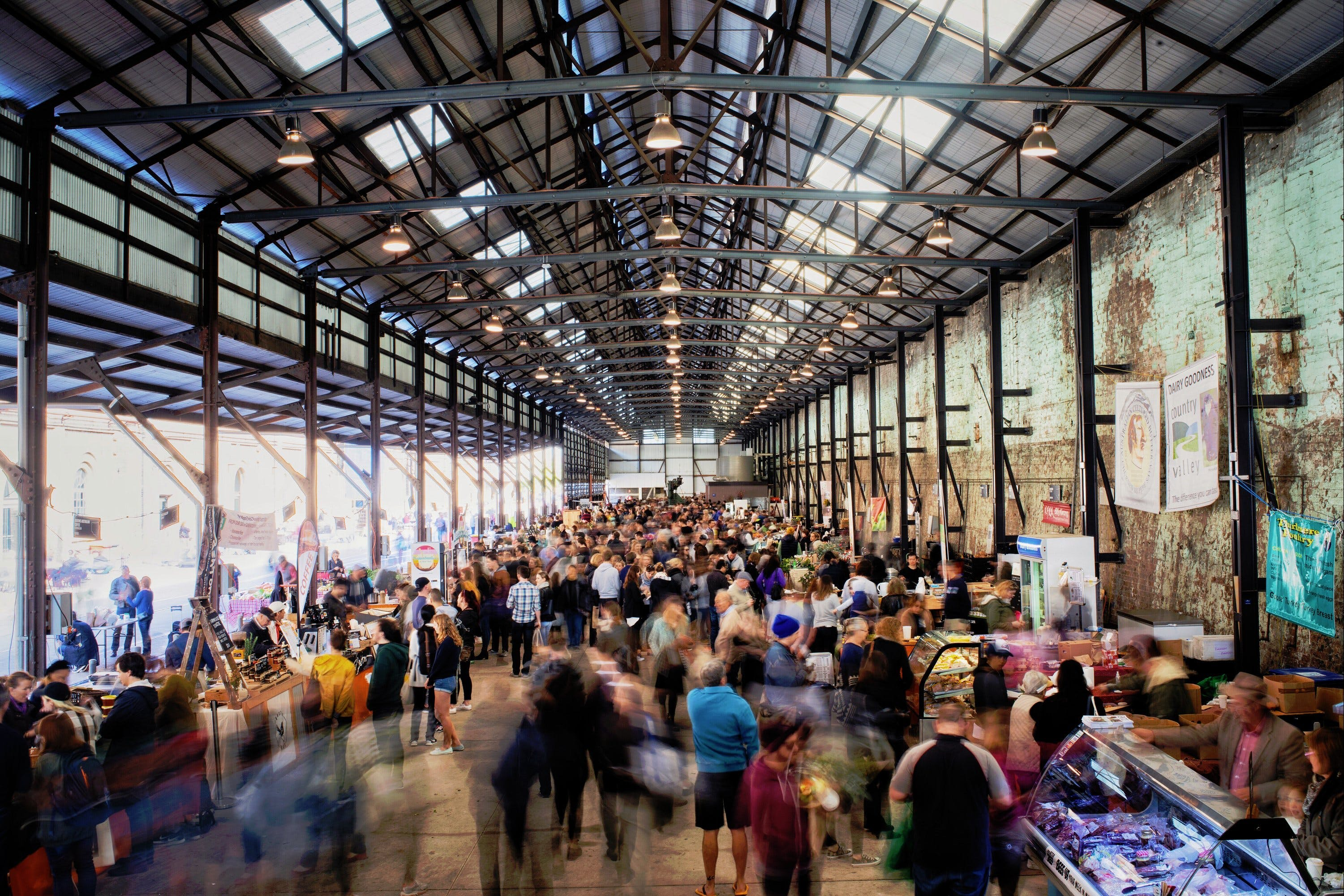 Carriageworks Farmers Market - Whitsundays Tourism