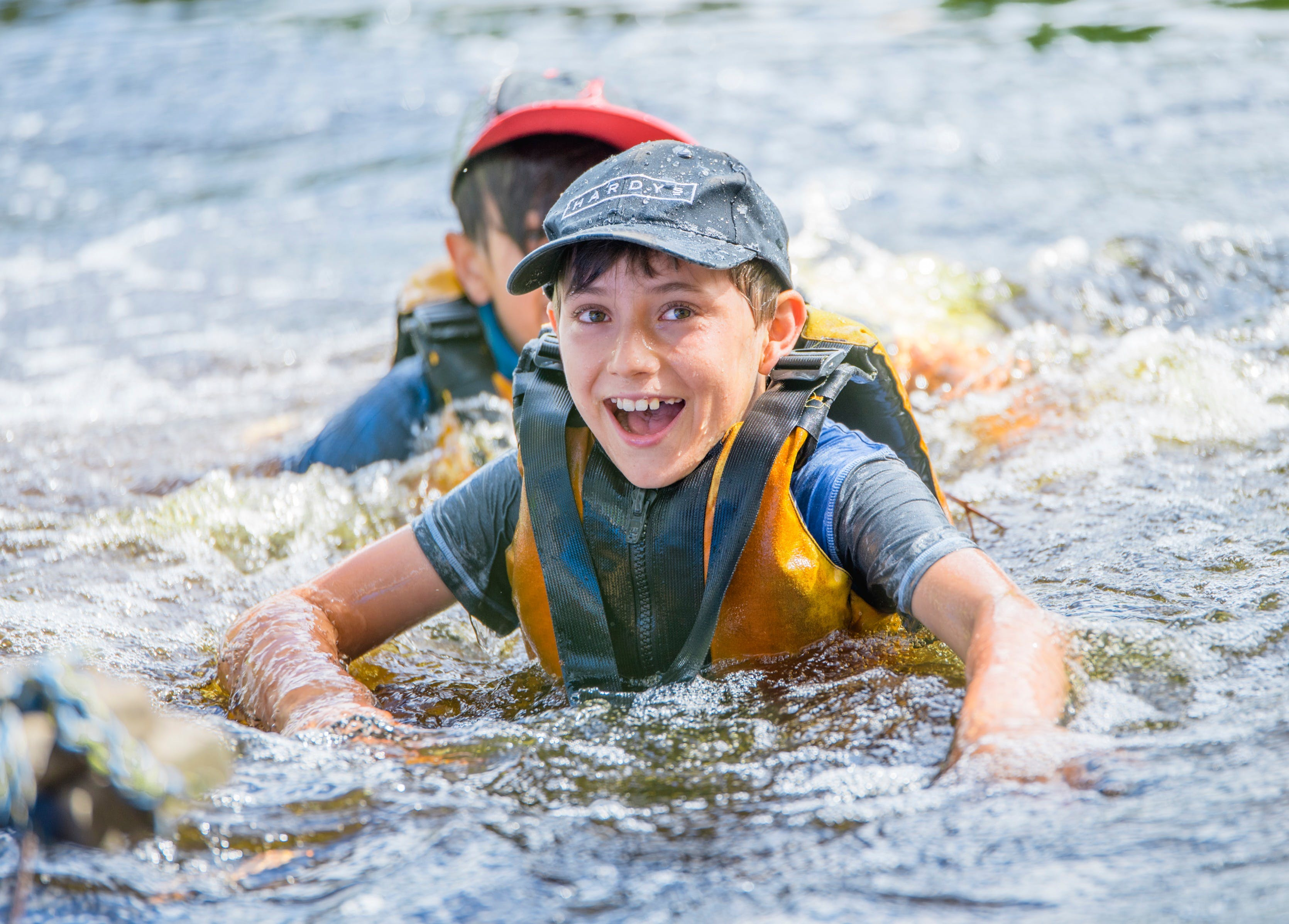 Cave Hill Creek Summer Camp - Whitsundays Tourism