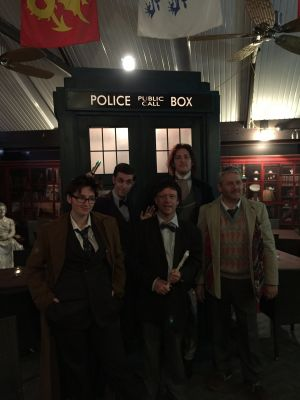 Dr Who Quiz Night - Whitsundays Tourism