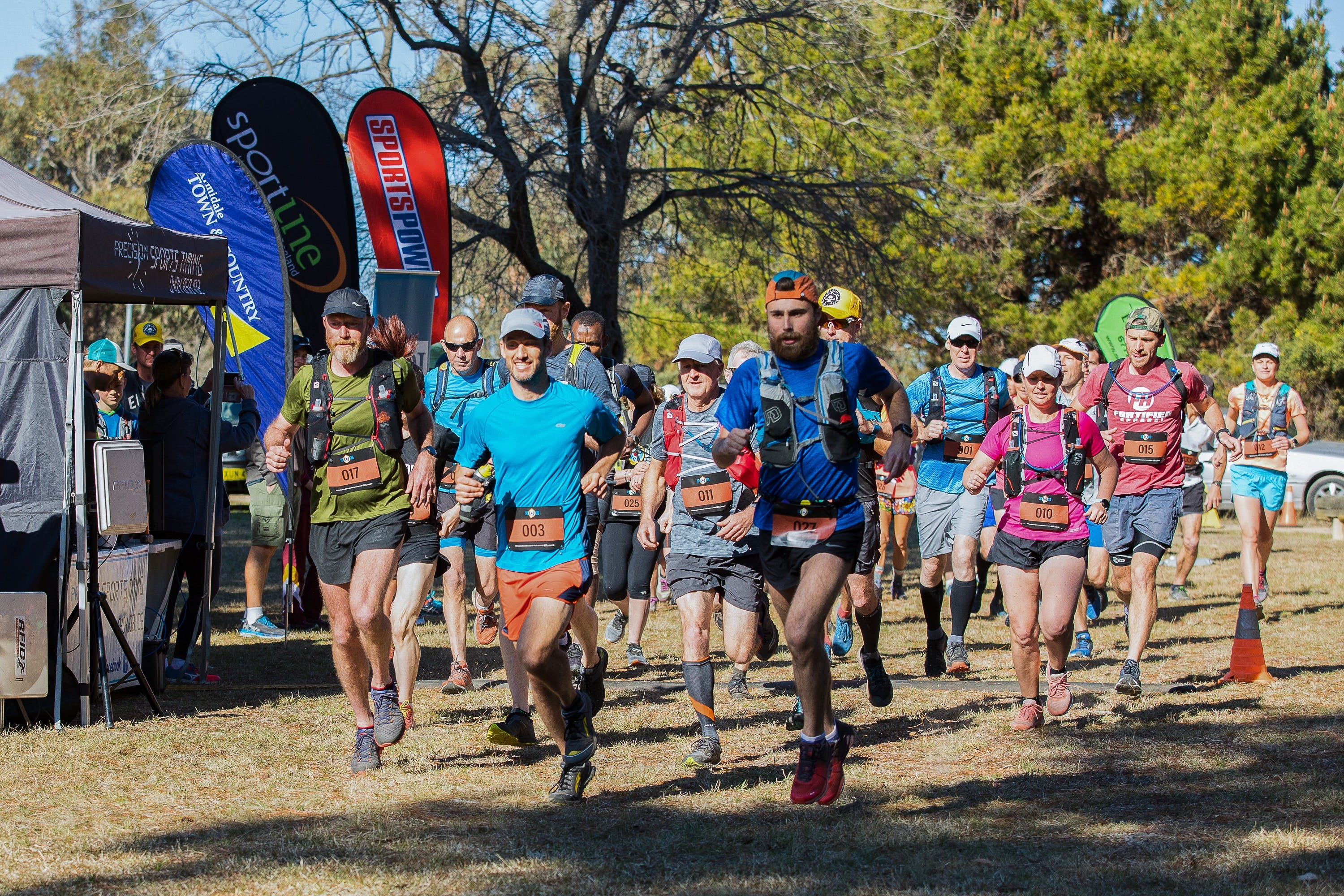 Duval Dam Buster Trail Run - Whitsundays Tourism
