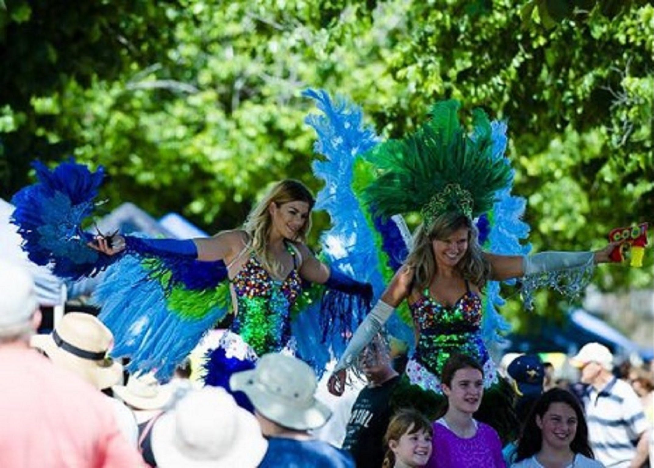 Family Fun Carnivale - Whitsundays Tourism