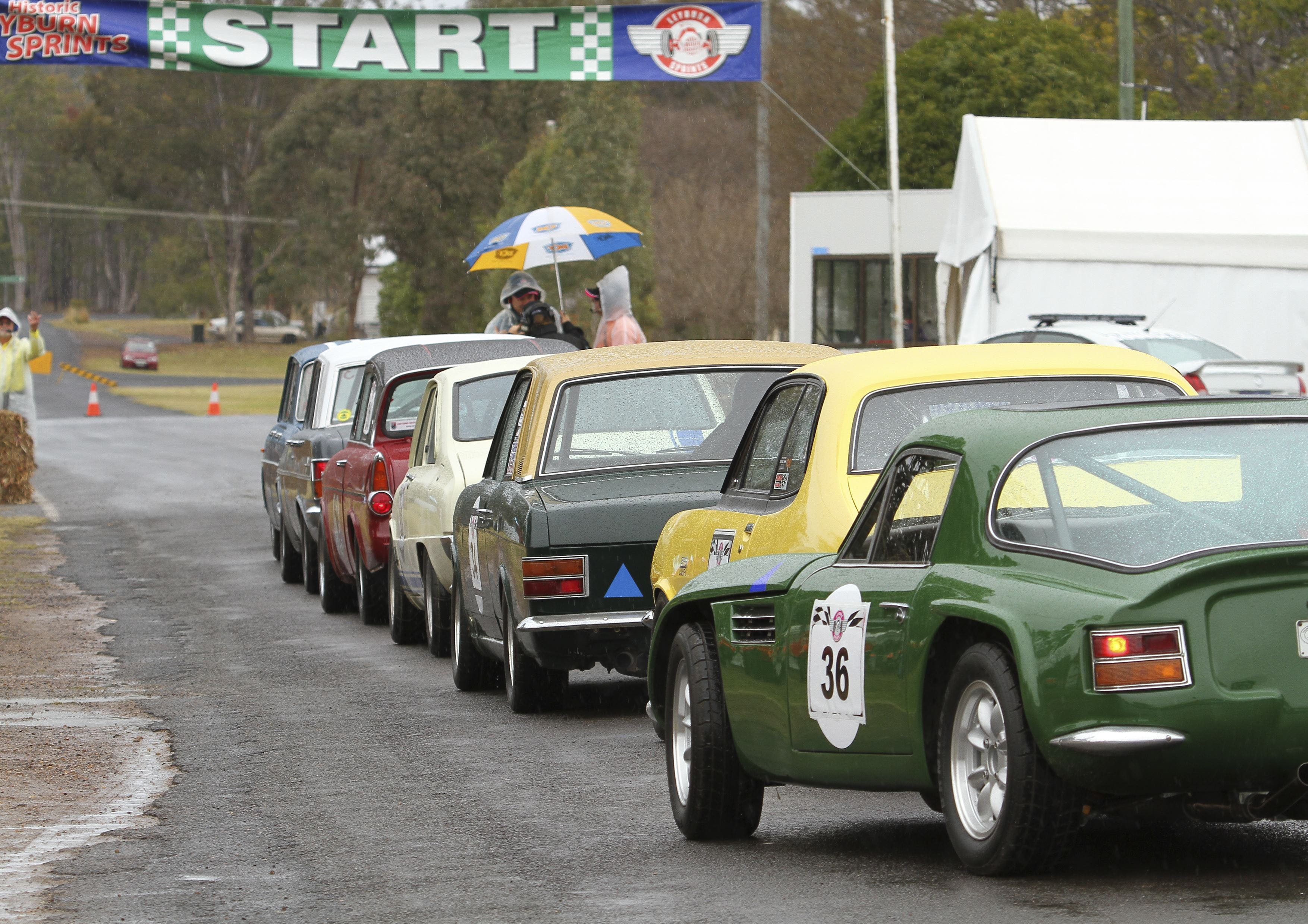 Historic Leyburn Sprints - Whitsundays Tourism