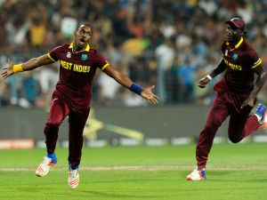 ICC Men's T20 World Cup - West Indies v Qualifier B2 - Whitsundays Tourism