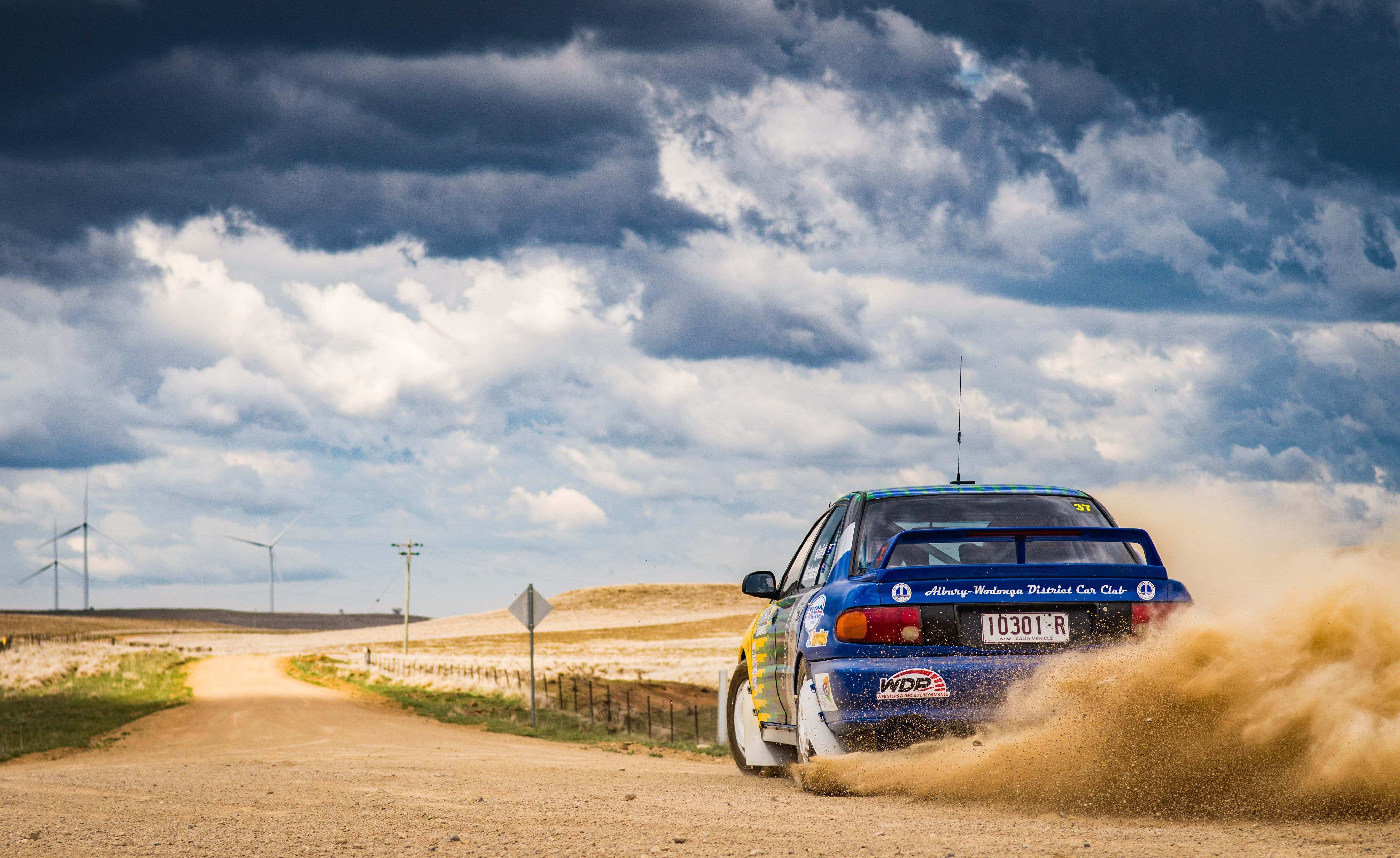 Kosciuszko Automotive Monaro Stages Rally - Whitsundays Tourism