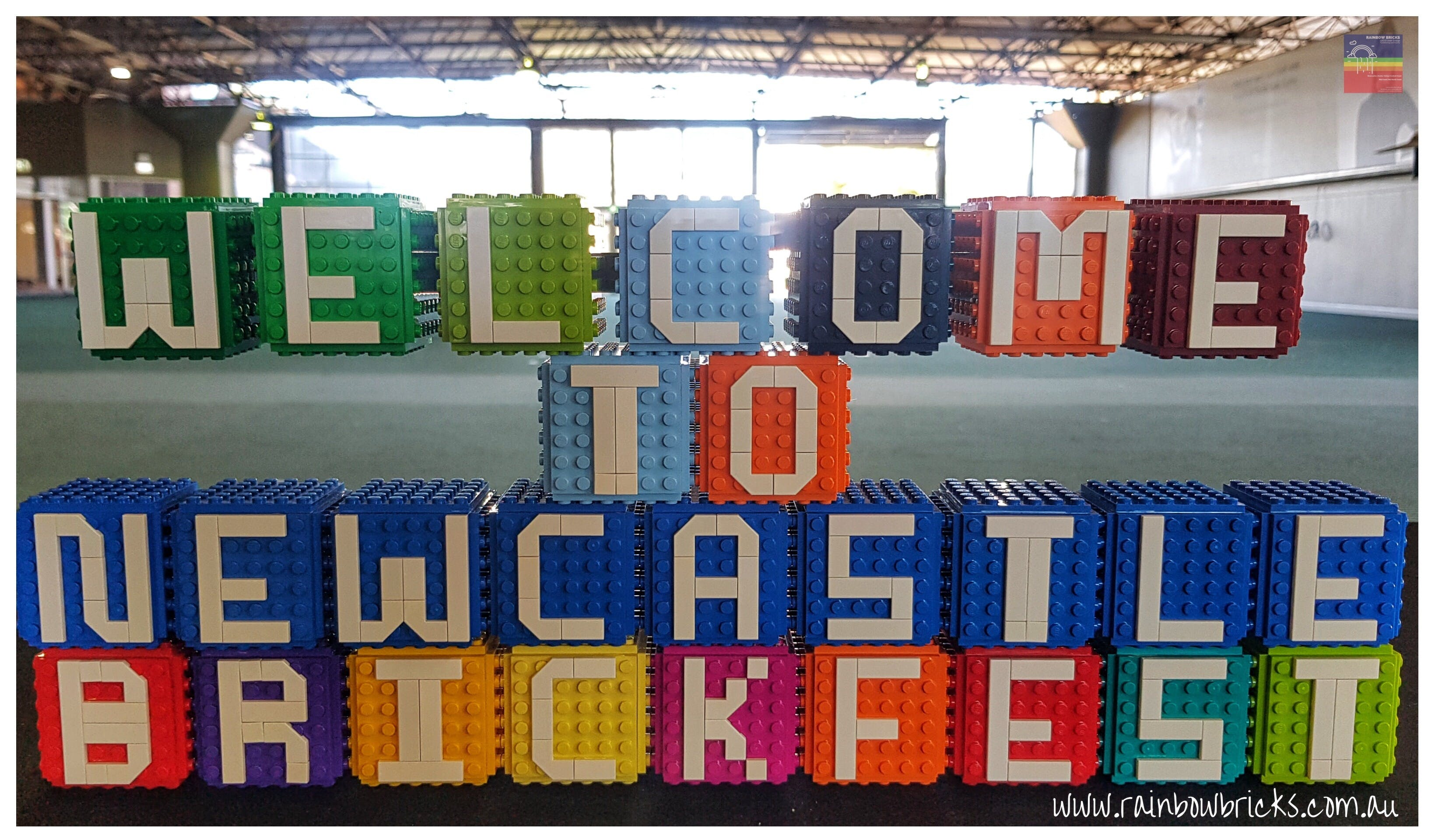 Newcastle Brickfest at Home A Virtual Lego Fan Event - Whitsundays Tourism