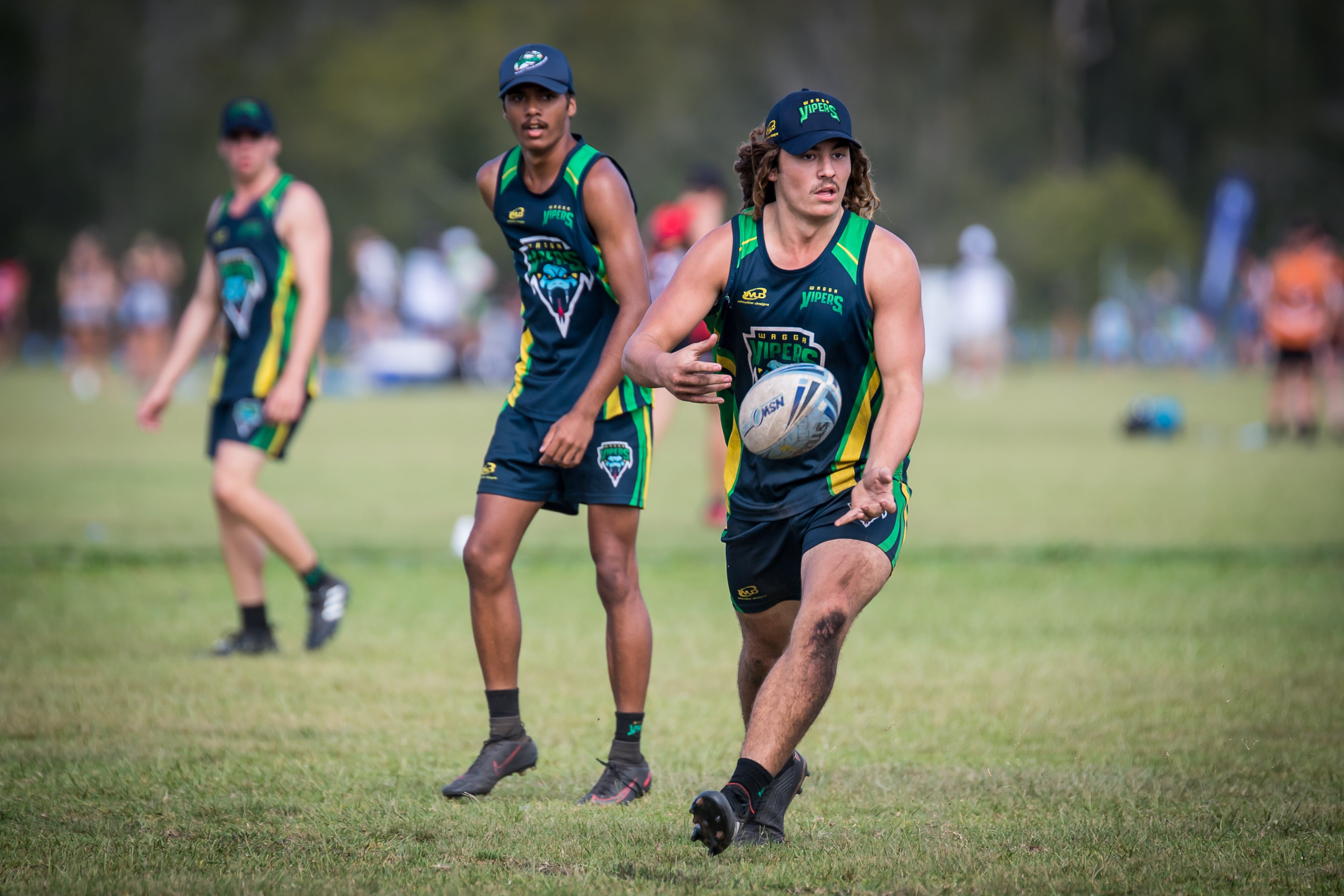 NSW Touch Junior State Cup Southern Conference - Whitsundays Tourism