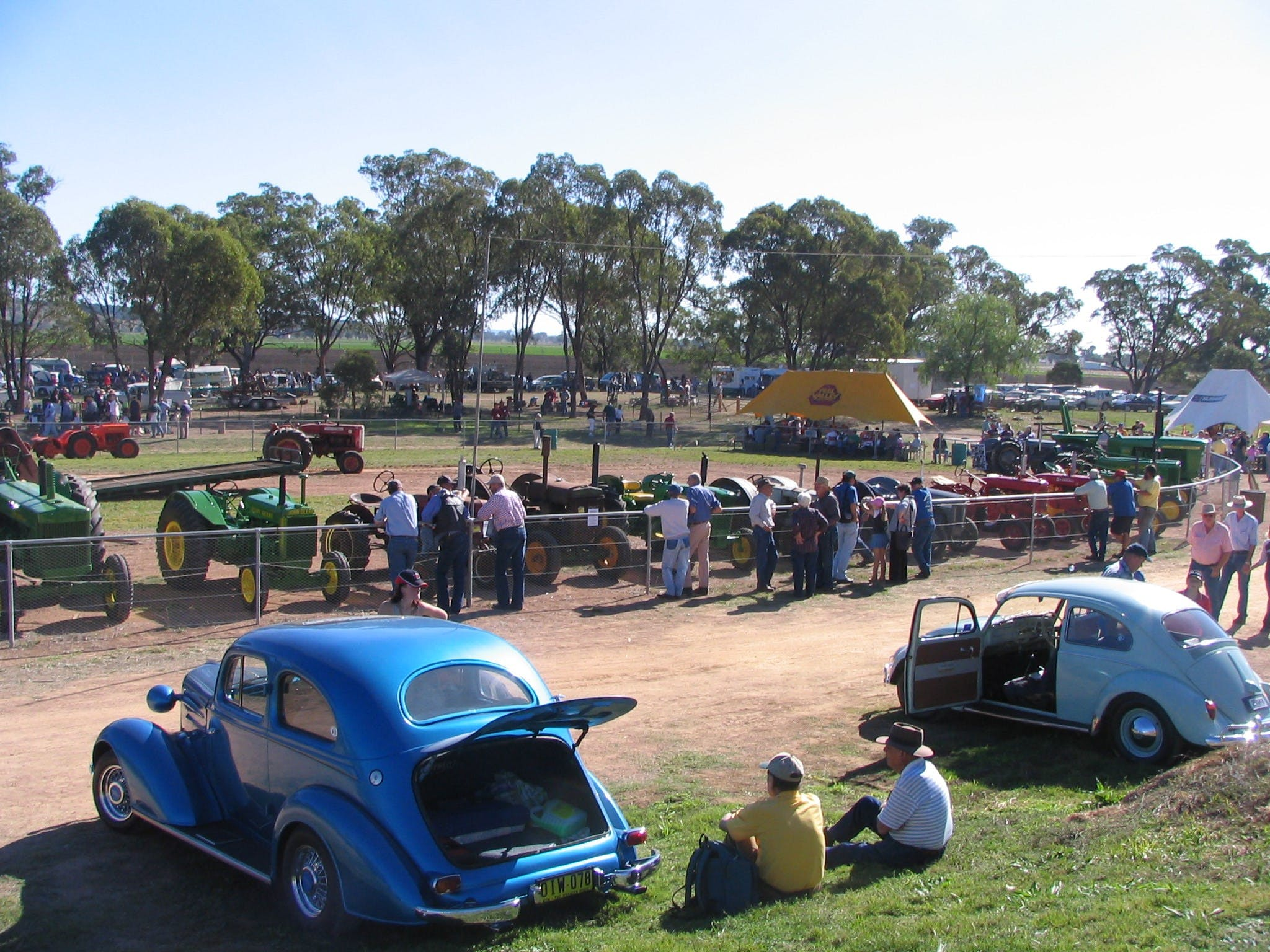 Quirindi Rural Heritage Village - Vintage Machinery and Miniature Railway Rally and Swap Meet - Whitsundays Tourism