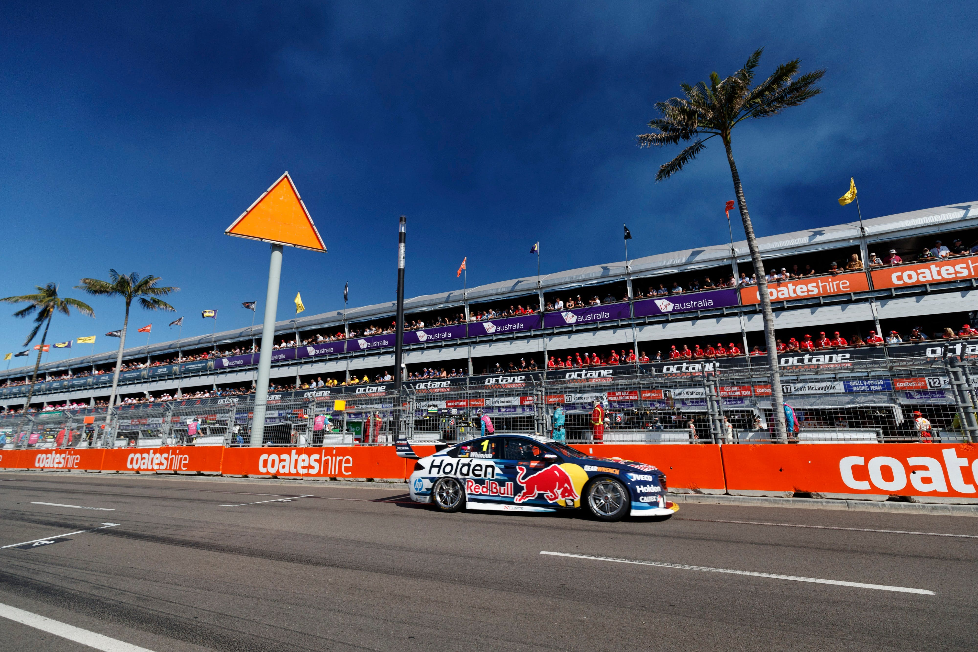 Supercars Coates Hire Newcastle 500 - Whitsundays Tourism