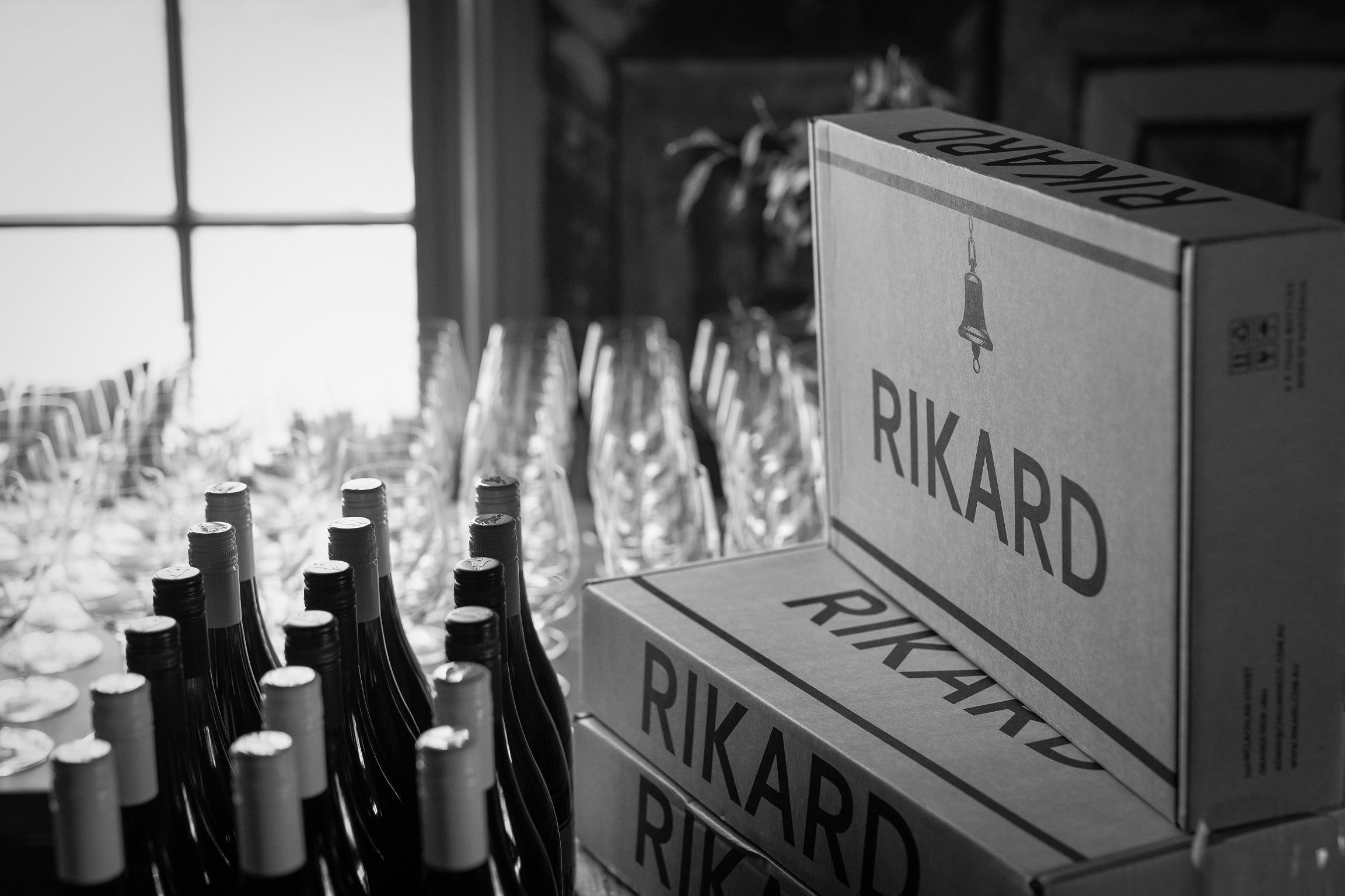 Vin Vertical - Five Years of RIKARD Pinot Noir - Whitsundays Tourism