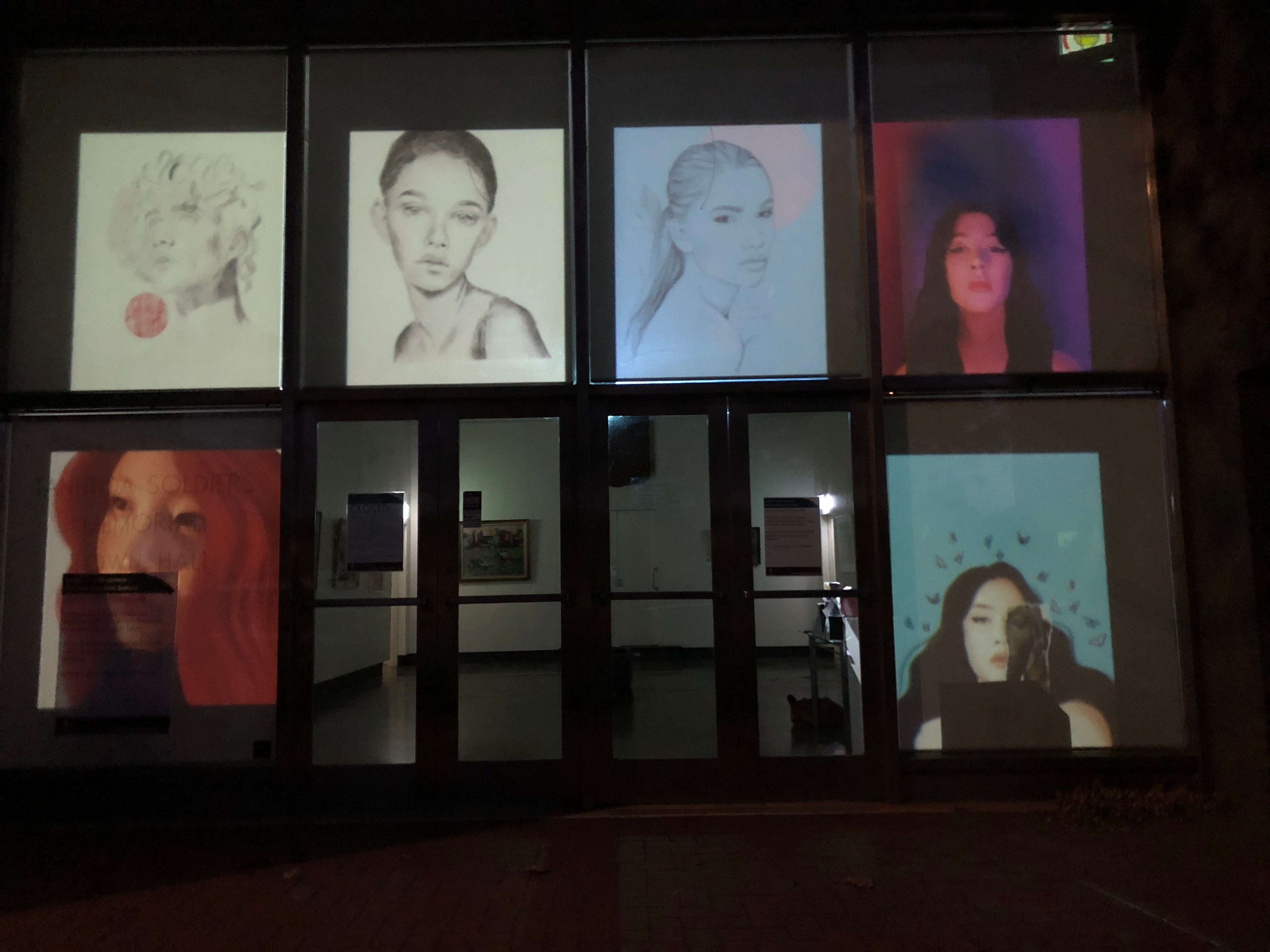 100 Barossa Artists Projection - Whitsundays Tourism