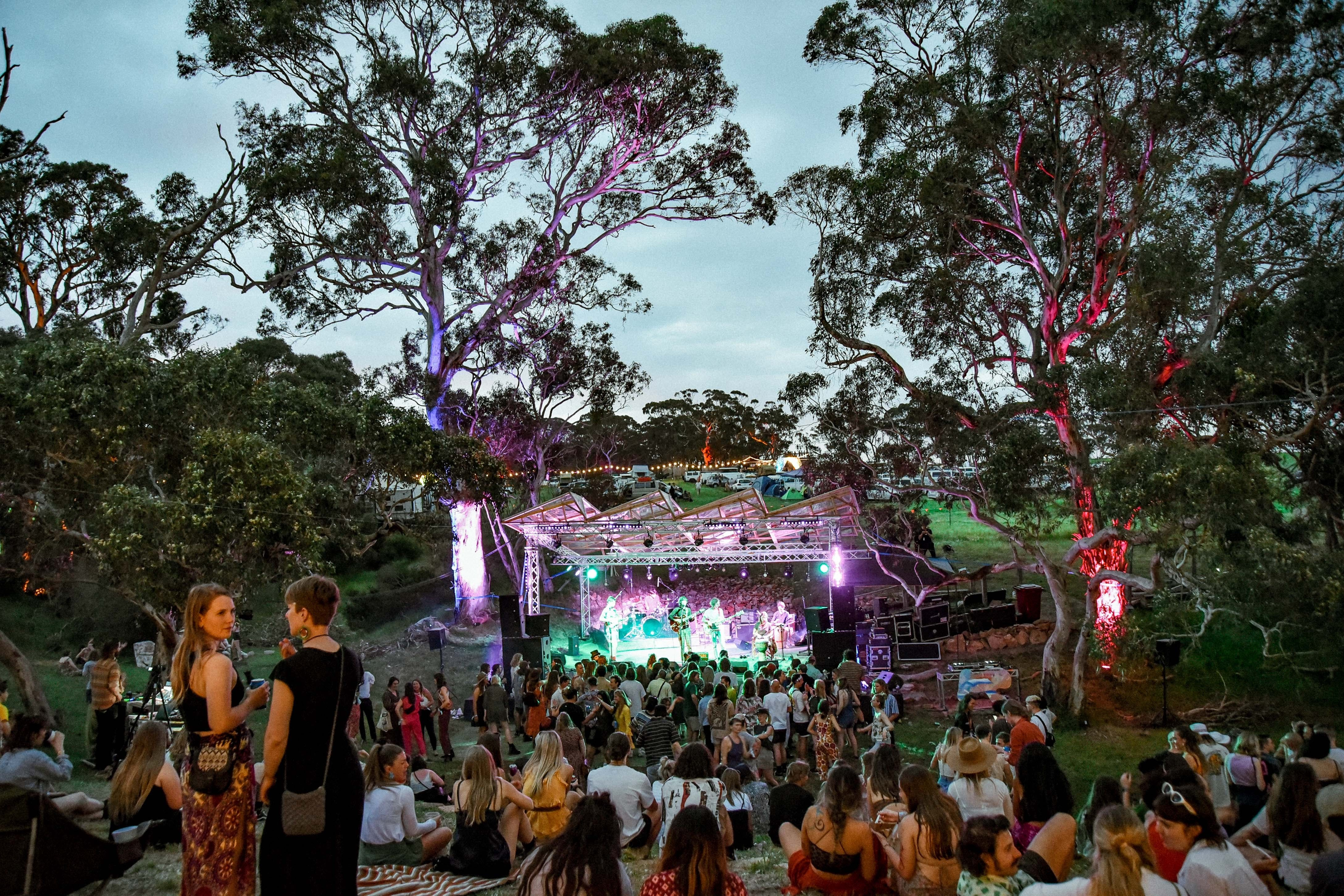 Field Good Festival - Whitsundays Tourism