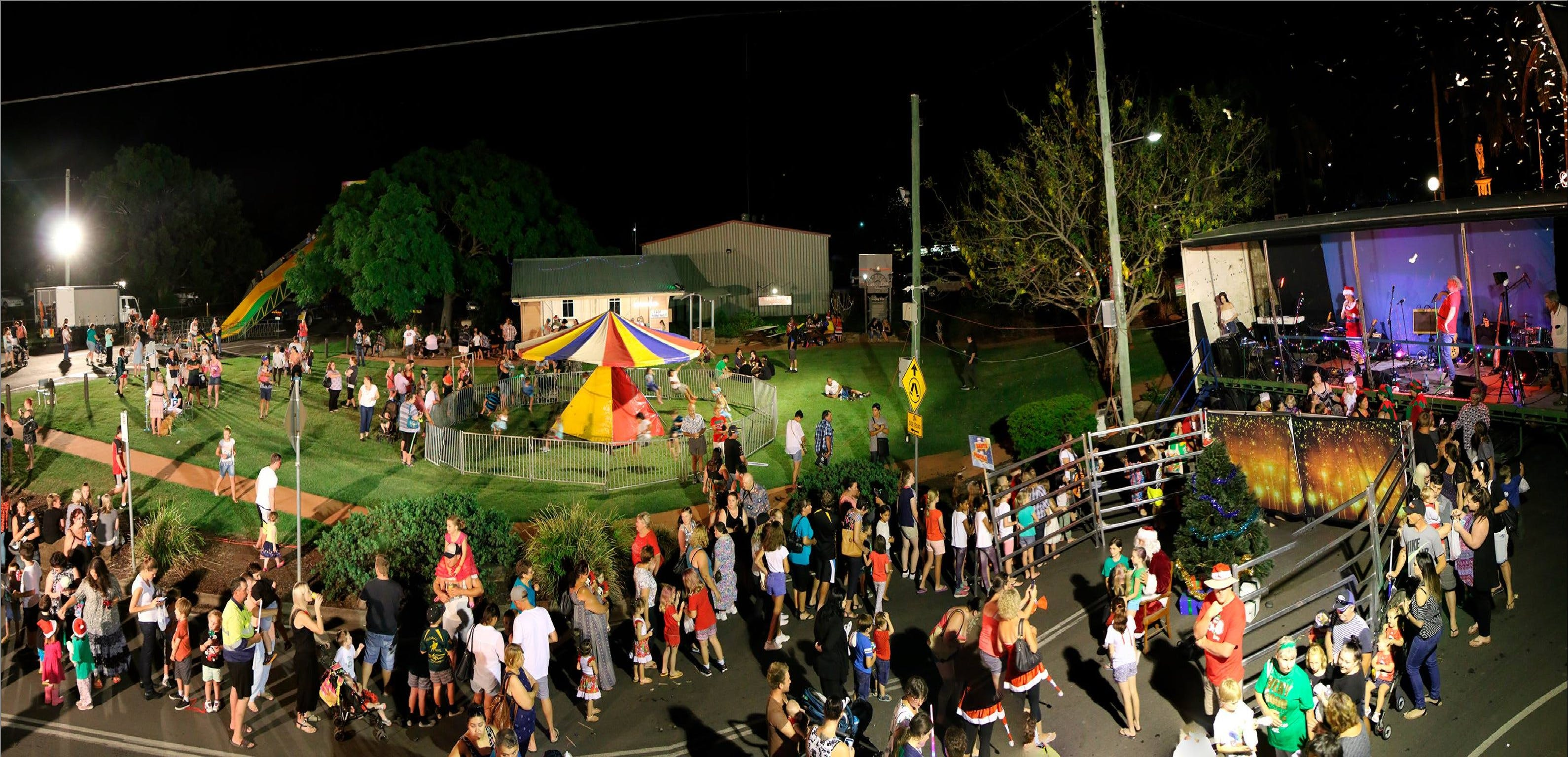 Forest Hill Christmas Festival - Whitsundays Tourism