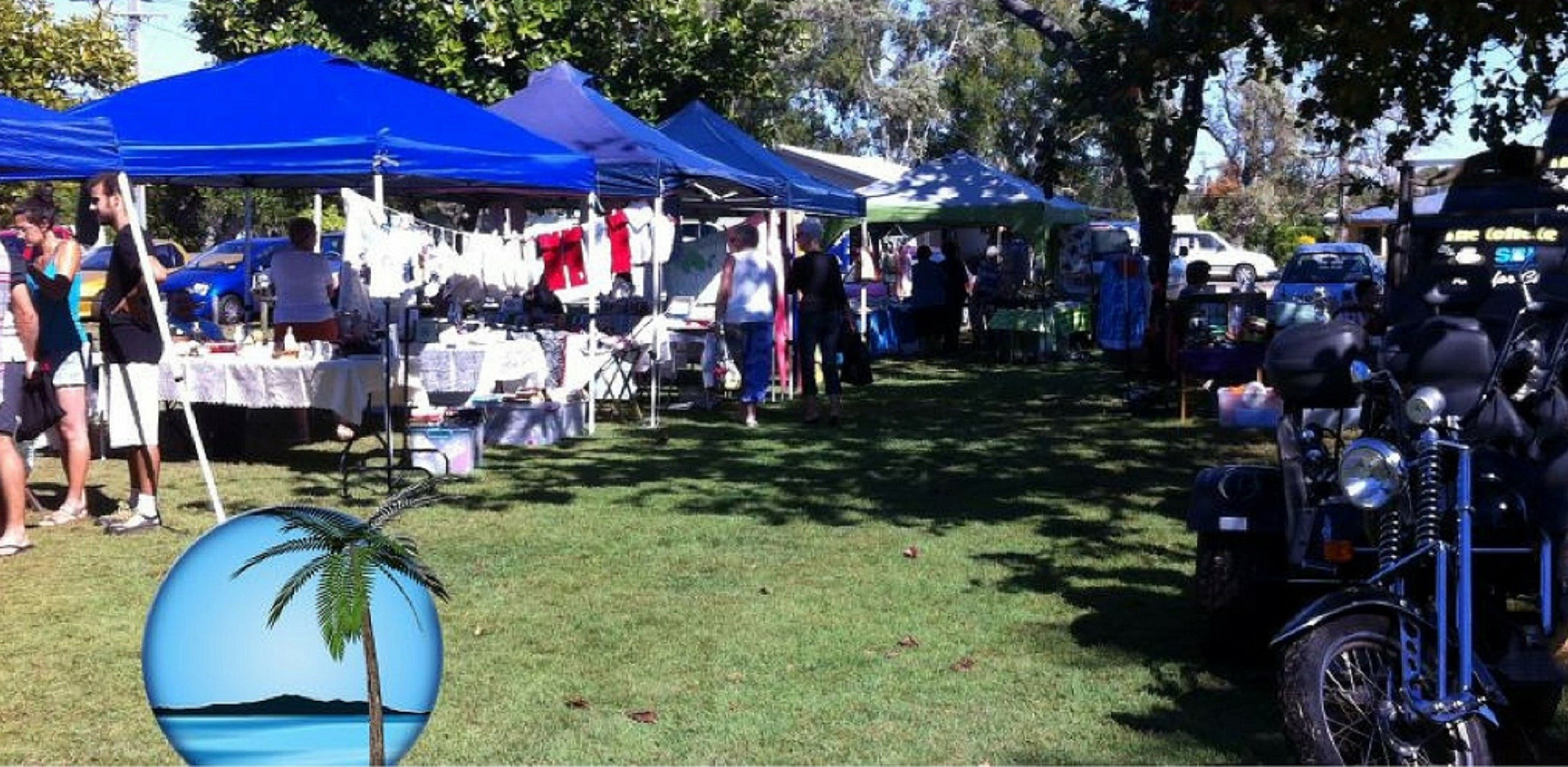 Forrest Beach Market - Whitsundays Tourism