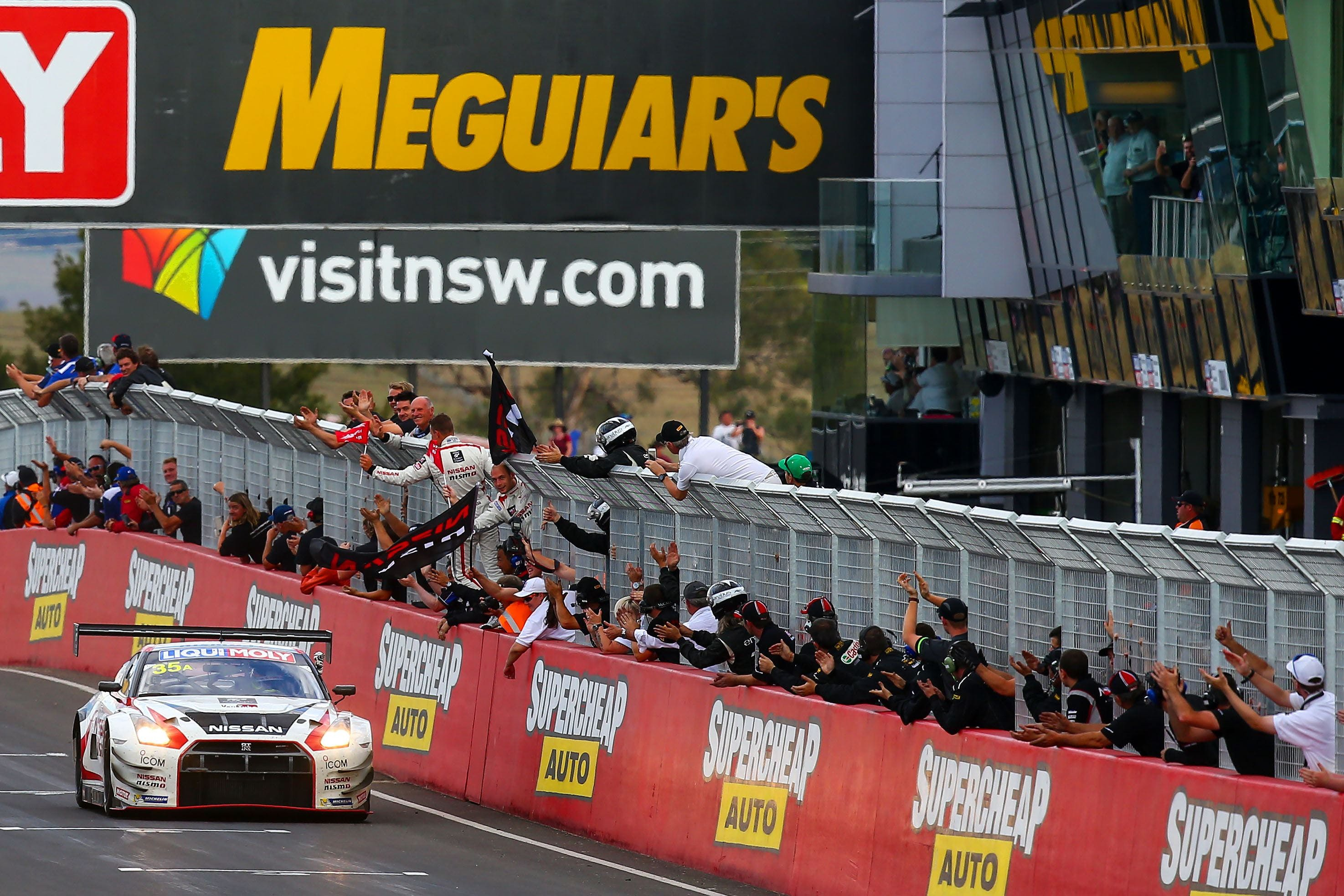 Liqui-Moly Bathurst 12 Hour - Whitsundays Tourism