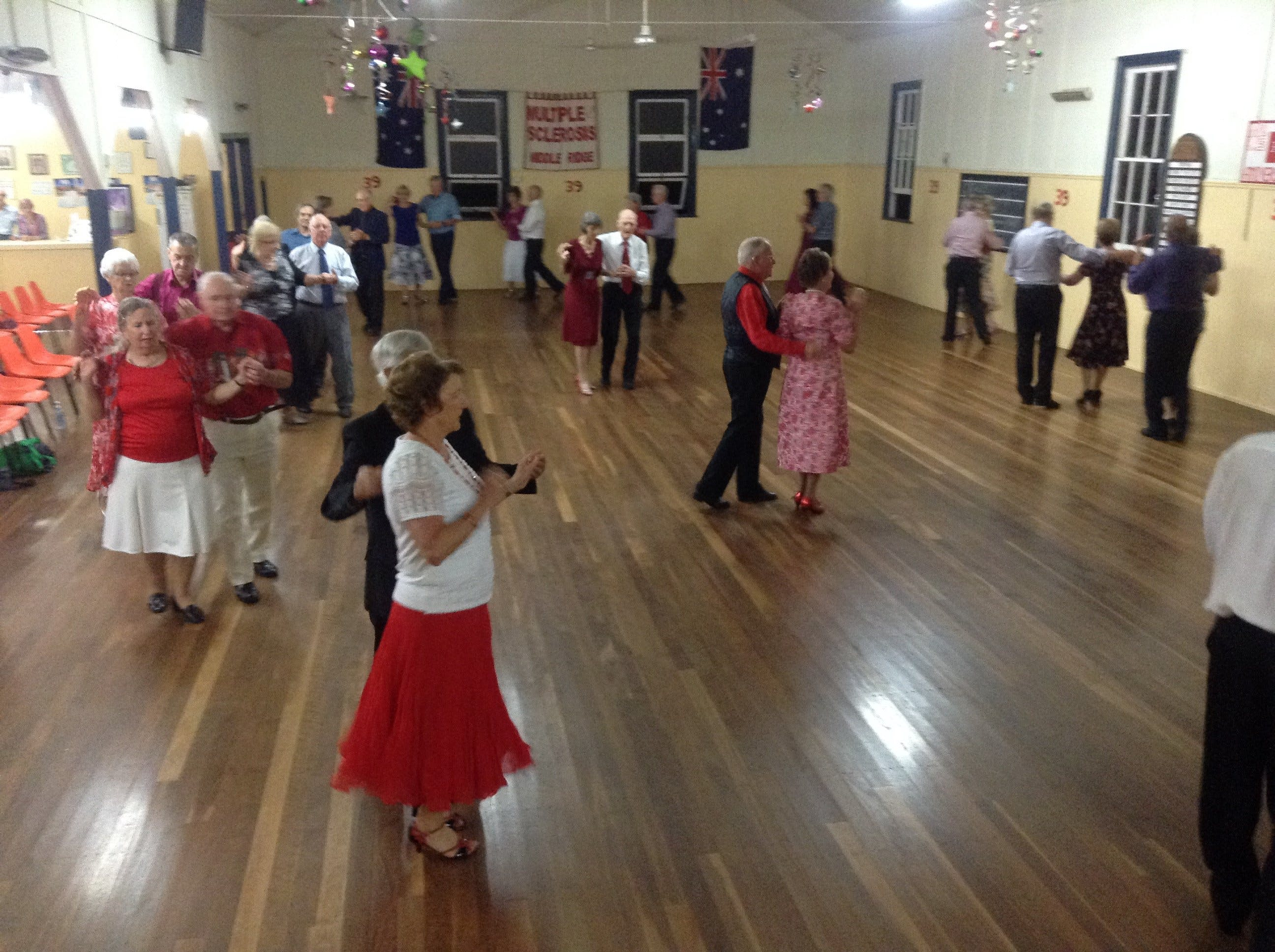 Old Time Dance - Whitsundays Tourism