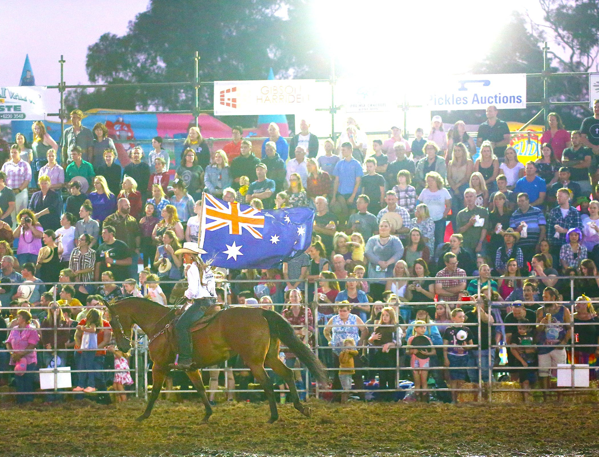 Patches Asphalt Queanbeyan Rodeo - Whitsundays Tourism
