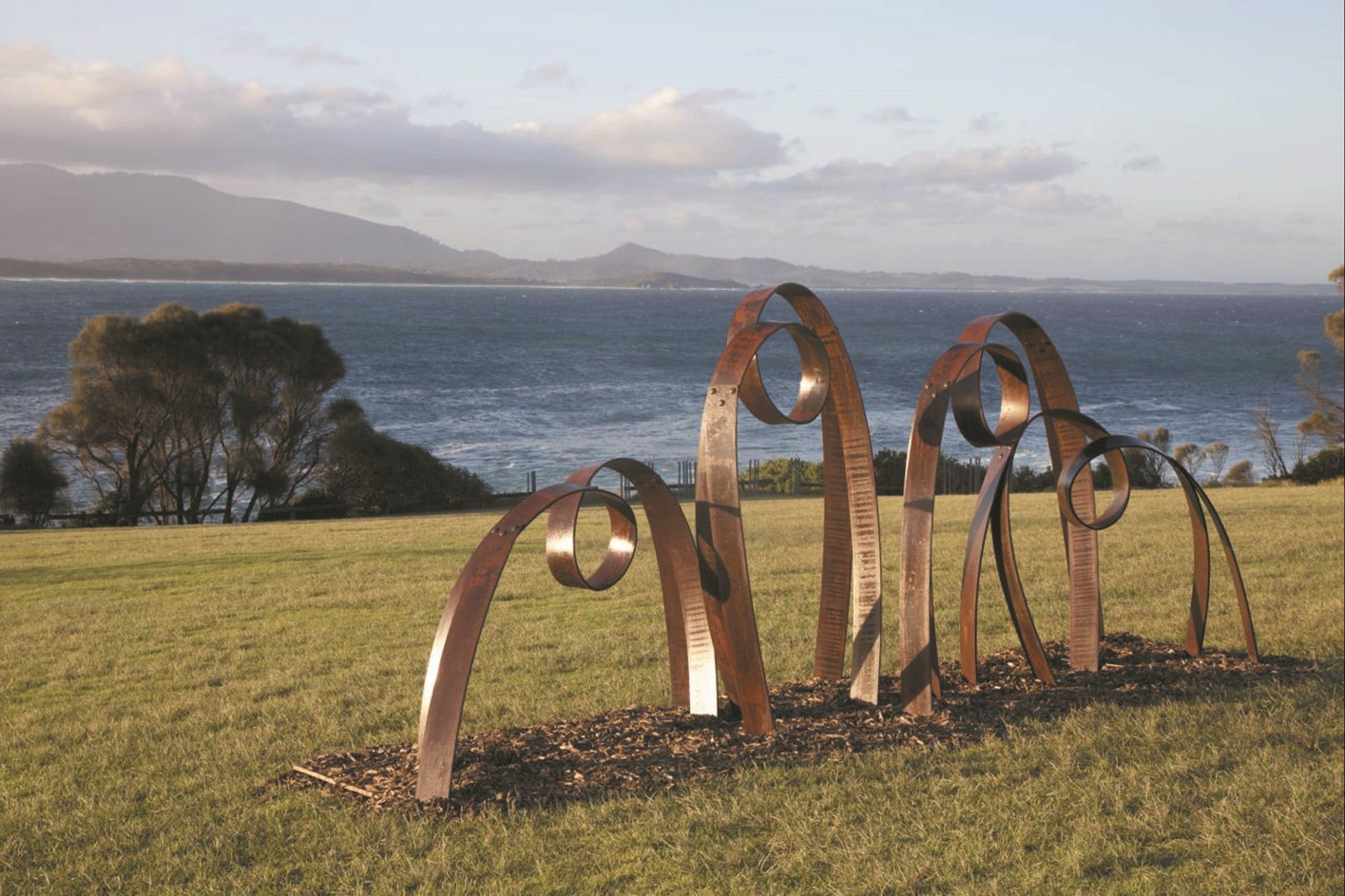 Sculpture Bermagui - Whitsundays Tourism