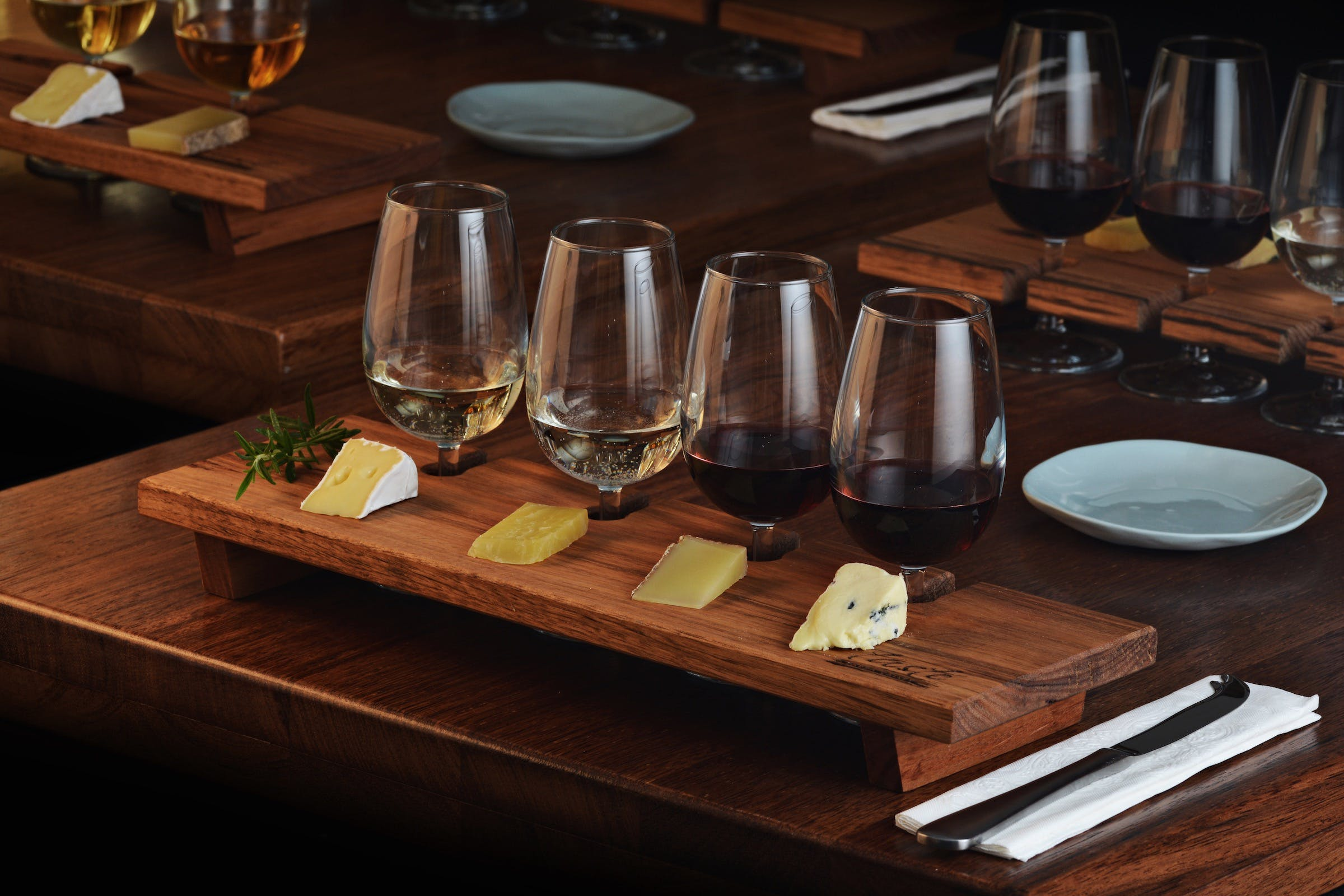 Taste Yarra Valley - Tasting Flights wine and cheese - Whitsundays Tourism