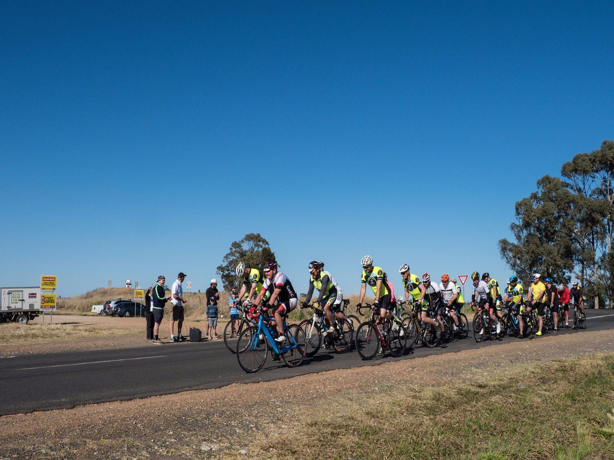 The Landmark Killarney Bike Classic - Whitsundays Tourism