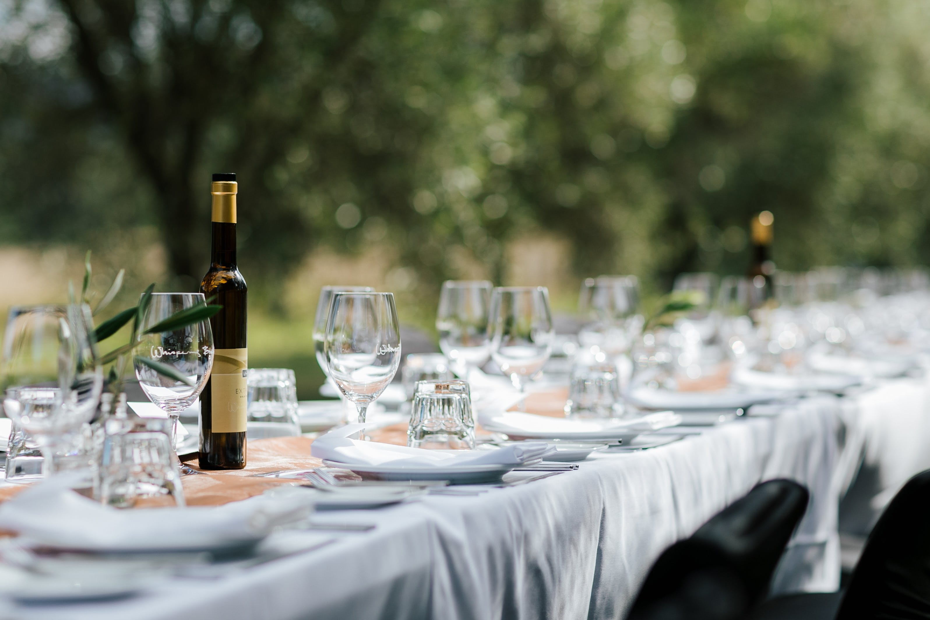 Whispering Brook Olive Long Table Luncheon - Whitsundays Tourism
