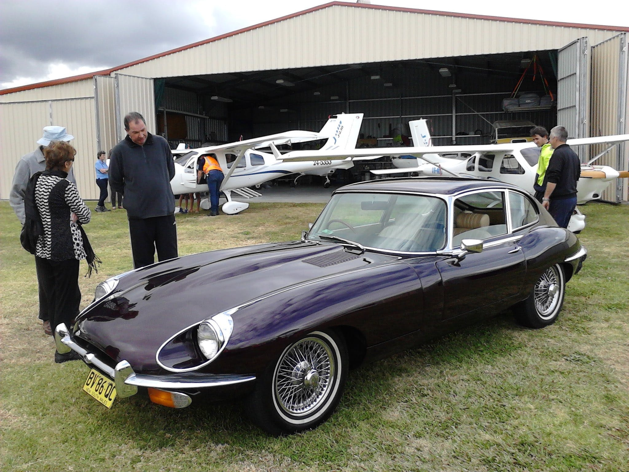 Wings and Wheels Open Day - Whitsundays Tourism