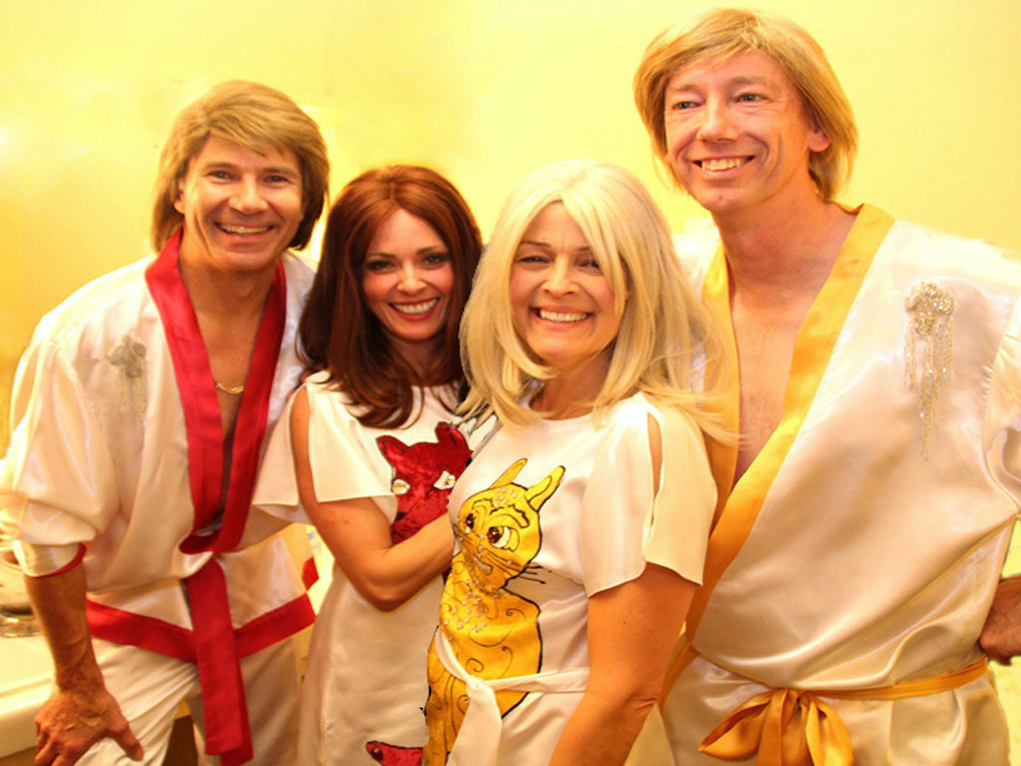 ABBA Gold Tribute Show - Whitsundays Tourism