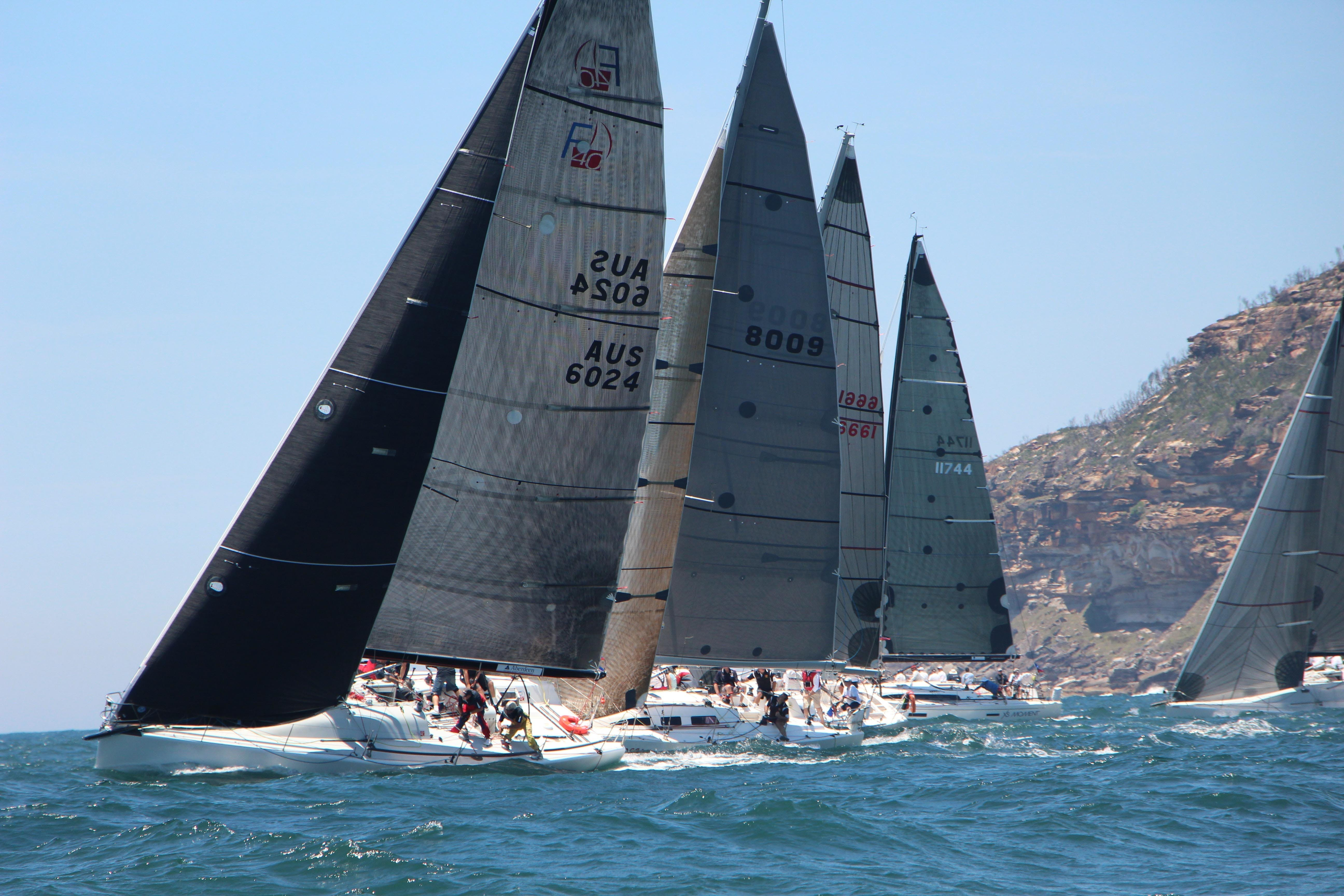 Club Marine Pittwater to Coffs Harbour Yacht Race - Whitsundays Tourism