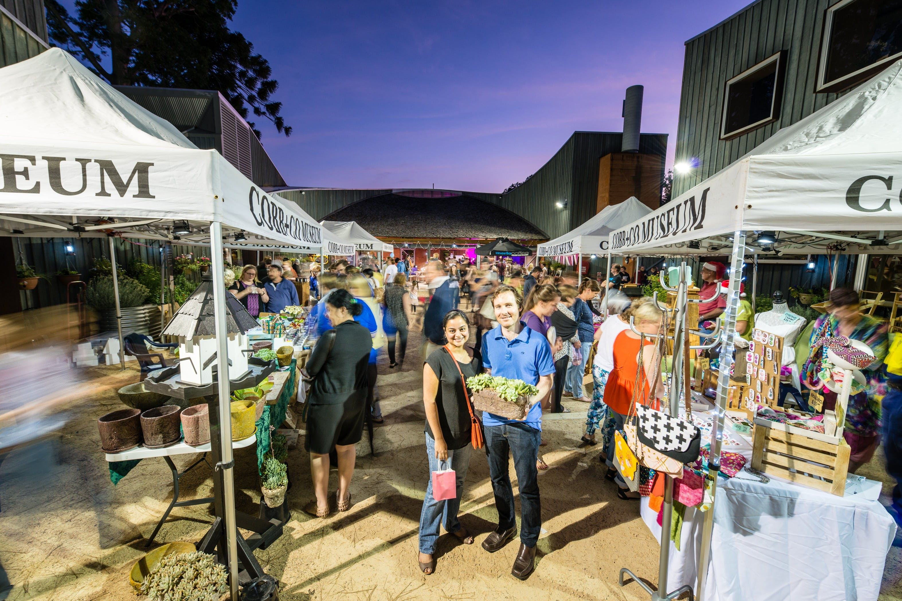 Hand Made Under the Stars - Twilight Market - Whitsundays Tourism