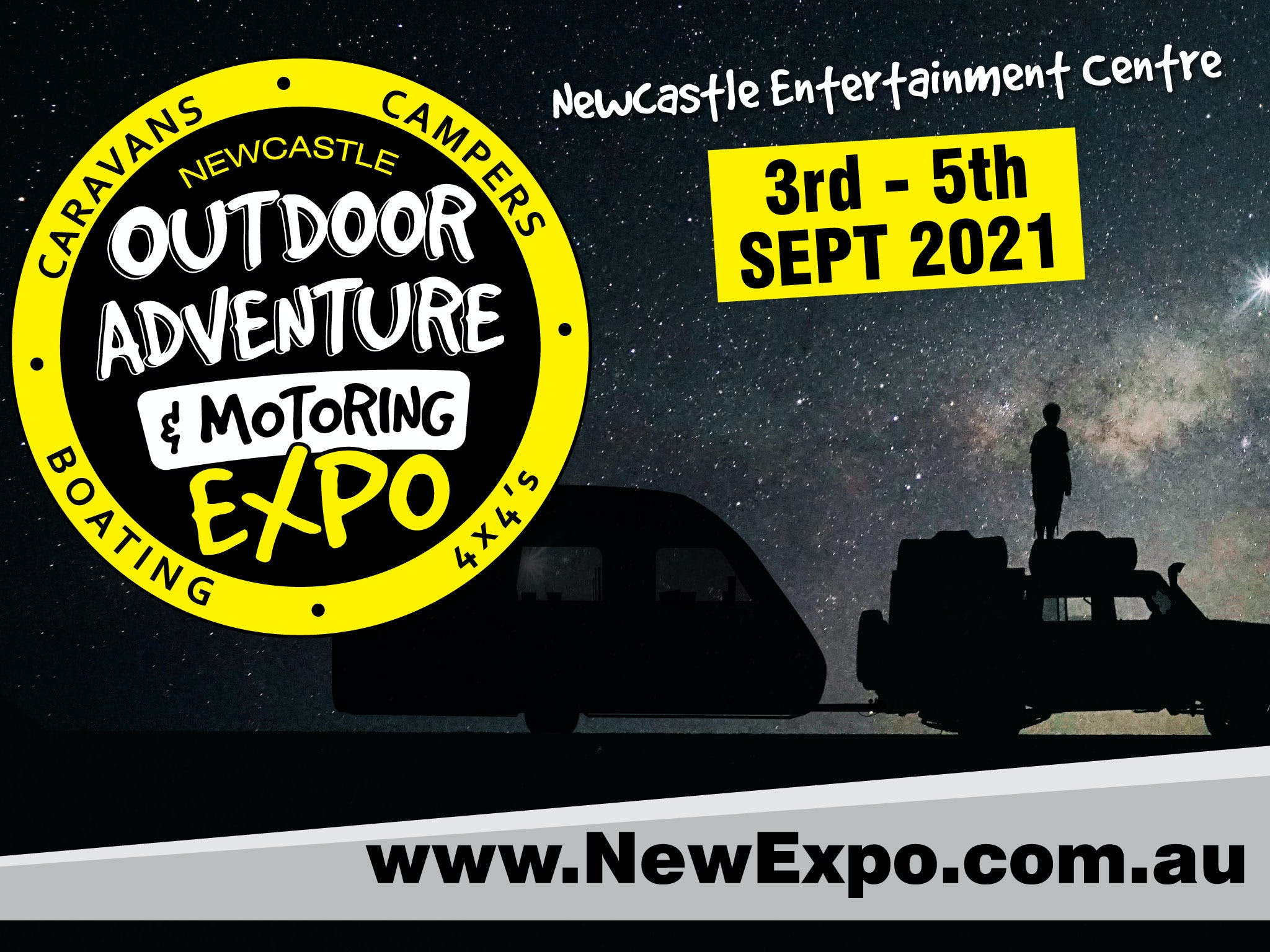 Newcastle Outdoor Adventure and Motoring Expo - Whitsundays Tourism