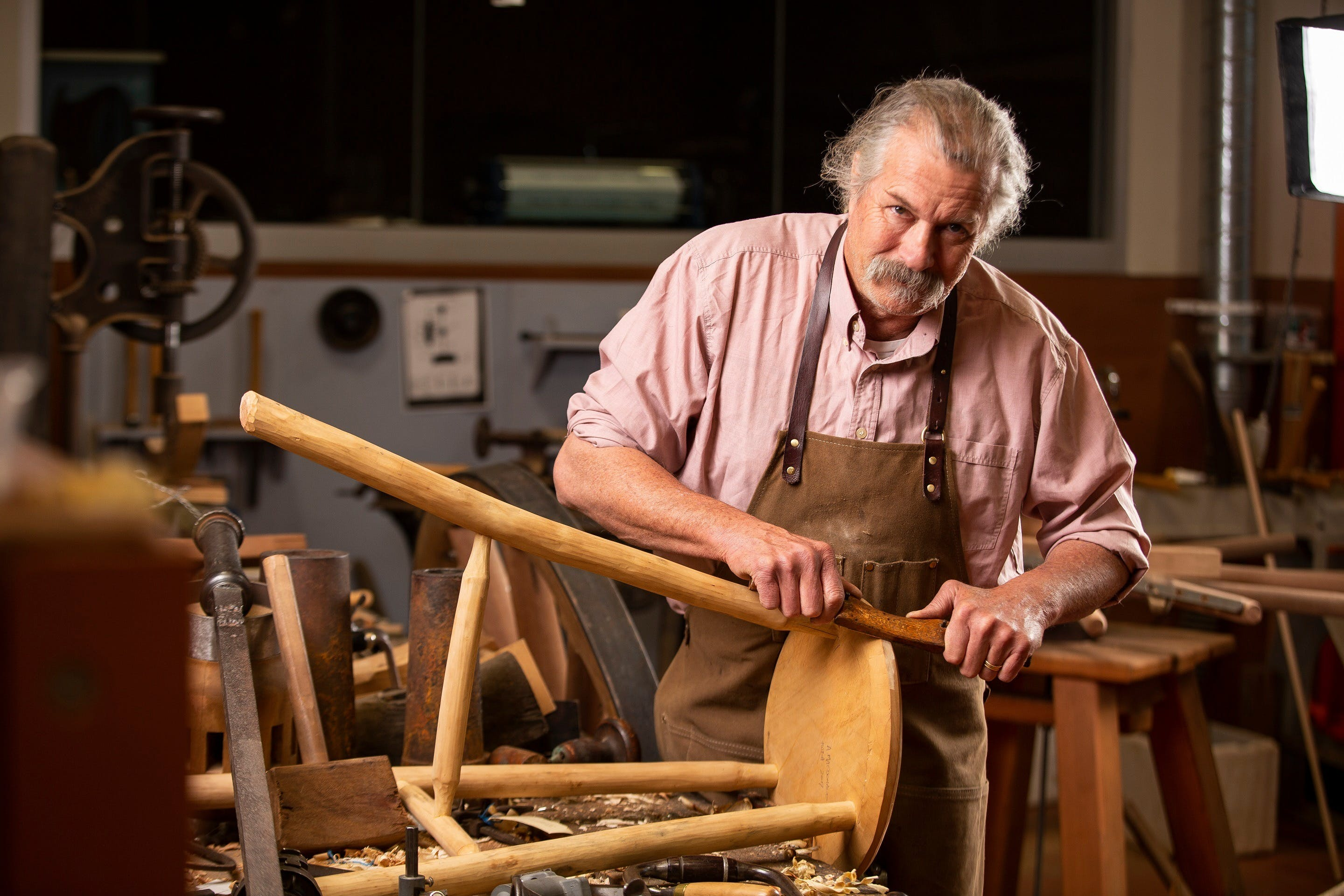 Rustic Furniture Workshop - Whitsundays Tourism