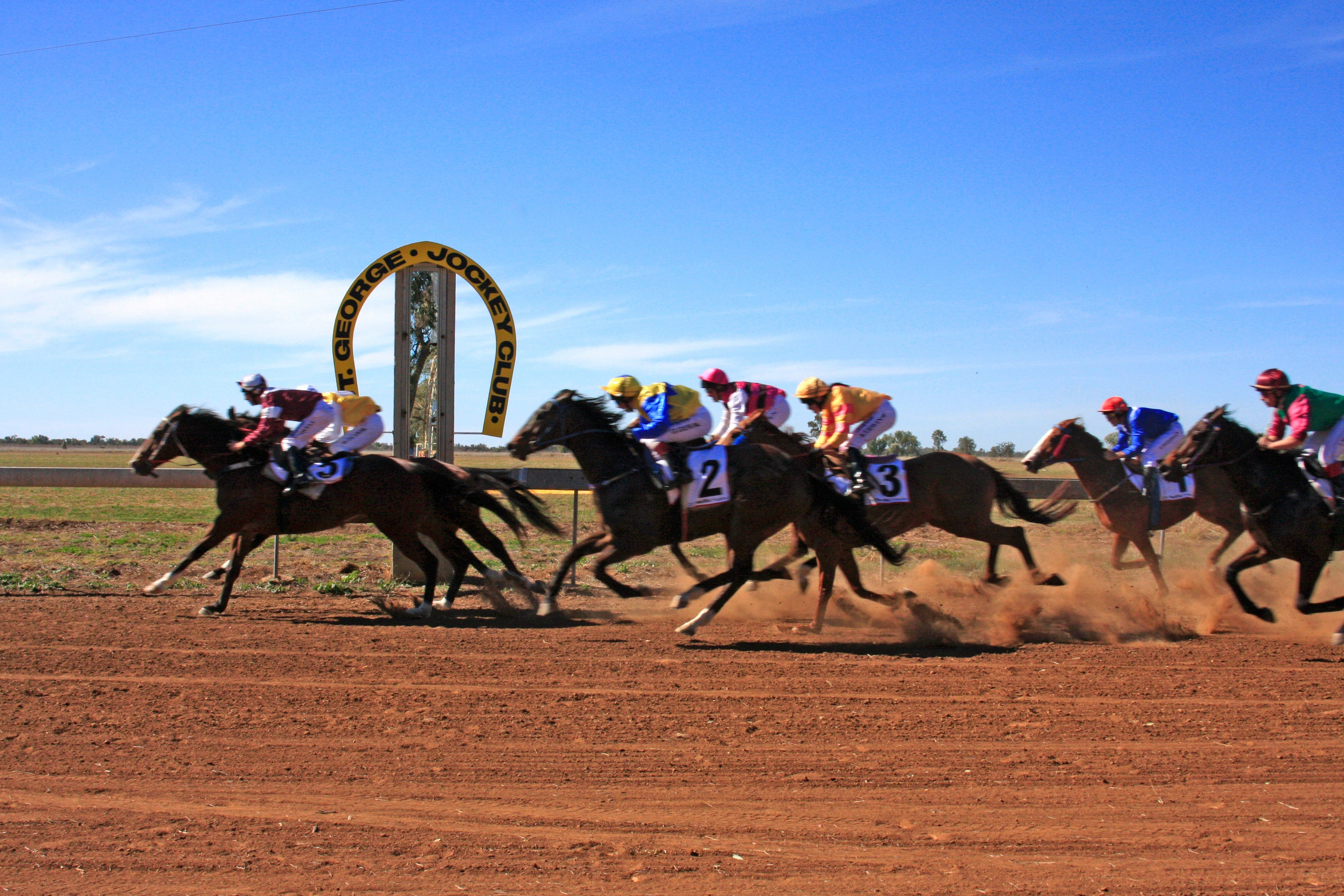 St George Cup Race - Whitsundays Tourism